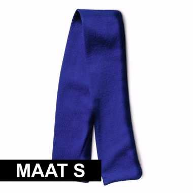 Blauw shawltje knuffeldier kk kopen