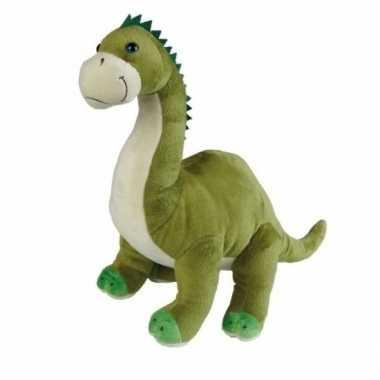 Dinosauriers brontosaurus knuffels kopen