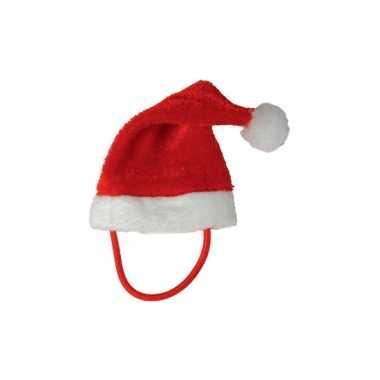 Kerstmuts een knuffelbeer kopen