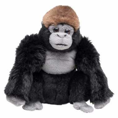 Knuffel aap zwarte gorilla kopen