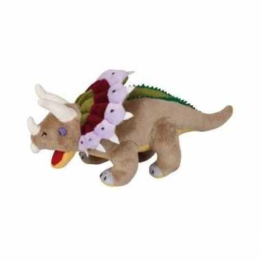 Knuffel dinosaurier tricaterops kopen