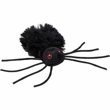 Knuffel spin zwart kopen