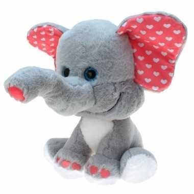 Knuffeldier olifant pluche kopen