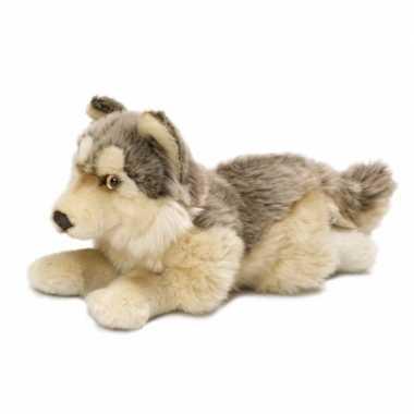 Knuffeldier wolf kopen