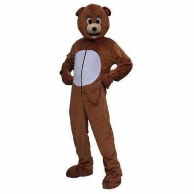 Kostuum bruine beer volwassenen kopen