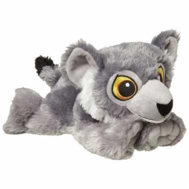 Liggende wolven knuffel kopen