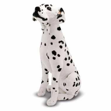 Mega dalmatier honden knuffel kopen