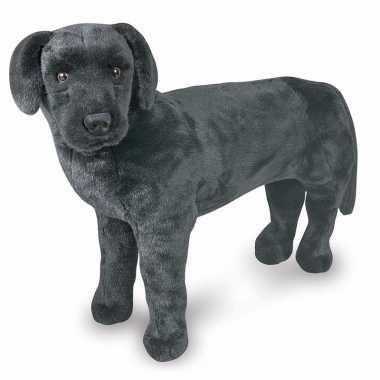 Mega labrador honden knuffel kopen