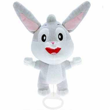 d95d74f5b70327 Muziek knuffel Bugs Bunny kopen   Knuffels-kopen.nl