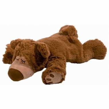 Opwarmbare knuffel beer kopen