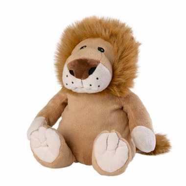 Opwarmbare knuffel leeuw kopen