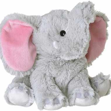 Opwarmbare knuffel olifant kopen