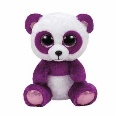 Panda knuffel ty beanie boom boom kopen