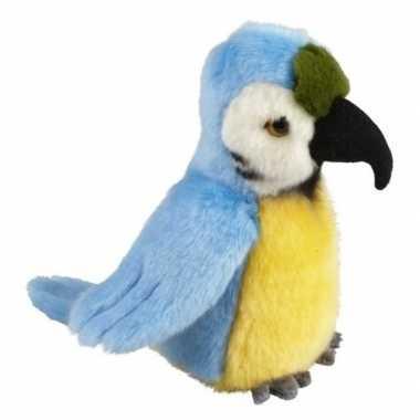 Pluche ara papegaai knuffels kopen