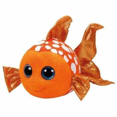 Pluche beanie knuffel goudvis sami kopen