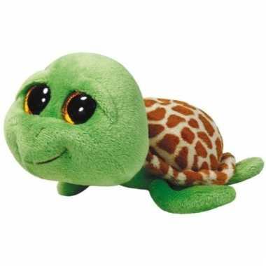 Pluche beanie knuffel schildpad zippy kopen