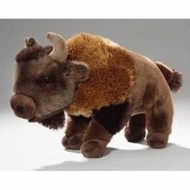 Pluche bizons knuffels kopen