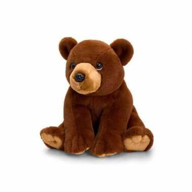 Pluche bruine grizzly beren knuffels kopen