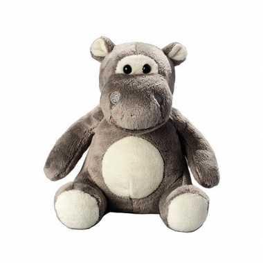 Pluche dierenknuffel nijlpaard . kopen