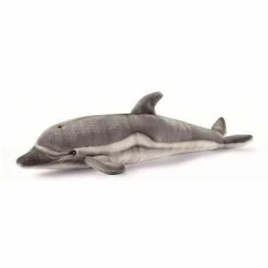 Pluche dolfijnen knuffel grijs kopen