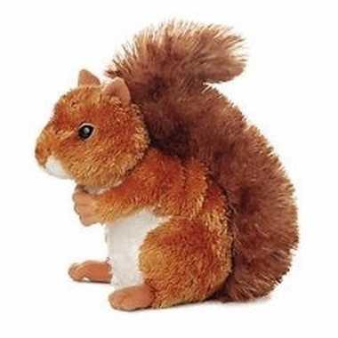Pluche eekhoorn knuffeldier kopen