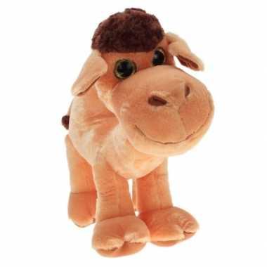 Pluche knuffel kameel/kamelen kopen