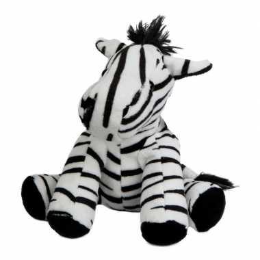 Pluche knuffel zebra kopen