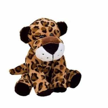 Pluche luipaard / jaguar knuffel kopen