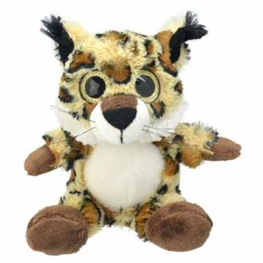 Pluche lynx knuffeldier kopen