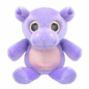 Pluche nijlpaard knuffeldier kopen