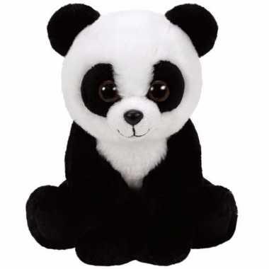 Pluche panda ty beanie classic baboo kopen