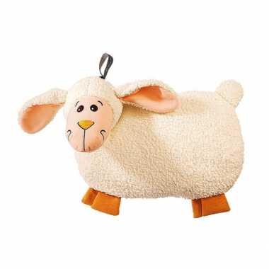Pluche schapen kruik kopen