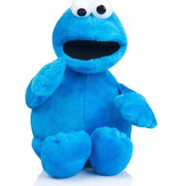 Pluche sesamstraat koekiemonster knuffeldier speelgoed kopen