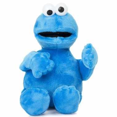 Pluche sesamstraat koekiemonster knuffelpop speelgoed kopen