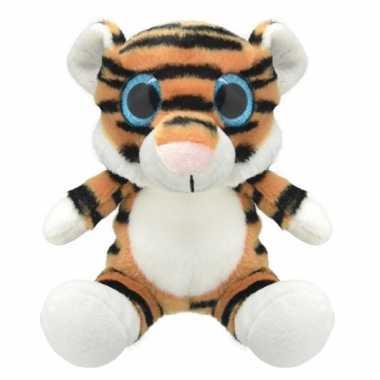 Pluche tijger knuffeldier kopen