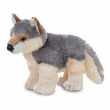 Pluche wolfje knuffeldier kopen