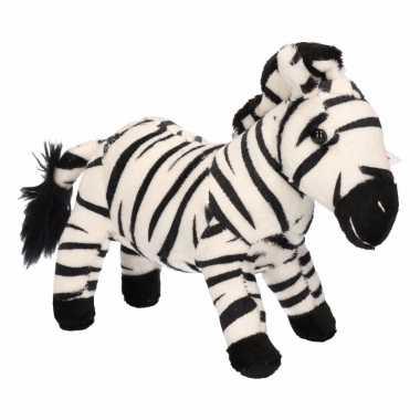 Pluche zebra knuffeltje kopen