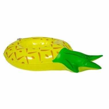 Poppen/knuffels zwembanden ananas kopen