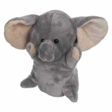 Poppenkast poppen pluche olifant kopen