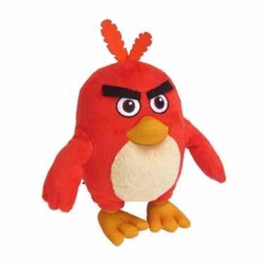 Rood angry birds vogel knuffeltje kopen