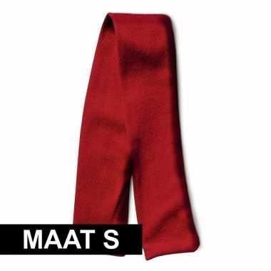 Rood shawltje knuffeldier s kopen