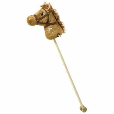 Stokpaarden bruin geluiden kopen