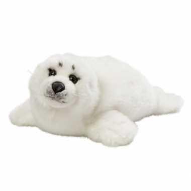 Witte knuffel zeehond kopen