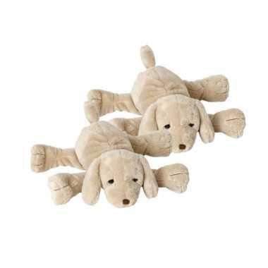 X stuks kraamkado knuffel hond herald kopen