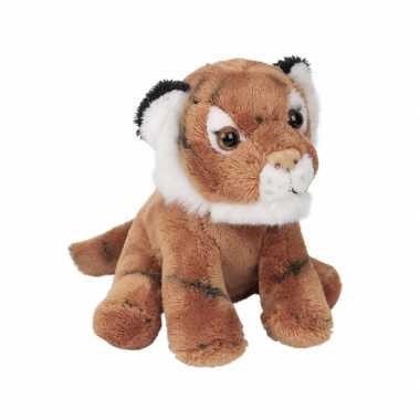 Zittende tijger knuffels kopen
