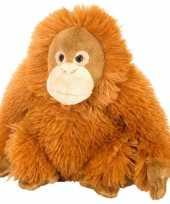 Pluche knuffel knuffeldier orang utan oranje kopen
